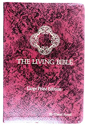 9780842323512: The Living Bible