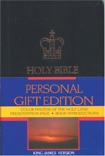 Holy Bible, King James Version Gift Edition: Tyndale House Publishers