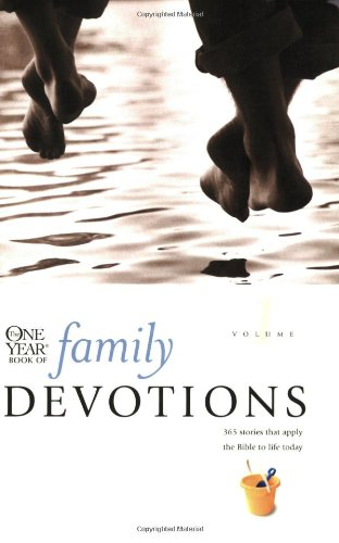 9780842325417: One Year Book: Family Devotions 1 (One Year Book of Family Devotions)
