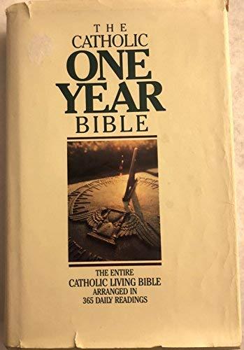 9780842325493: The Catholic One Year Bible
