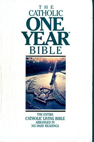 9780842325820: The Catholic One Year Bible