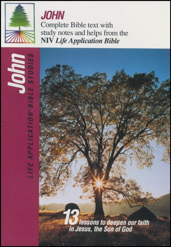 John (Life Application Bible Studies (NIV)) (0842327177) by [???]