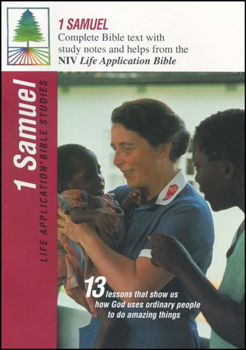 9780842327541: 1 Samuel (Life Application Bible Studies (NIV))
