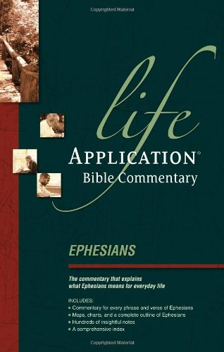 9780842328135: Ephesians (Life Application Bible Commentary)