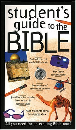 Student's Guide to the Bible (0842328211) by Tyndale House Publishers