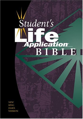 9780842328456: Life Application Bible for Students: The New King James Version
