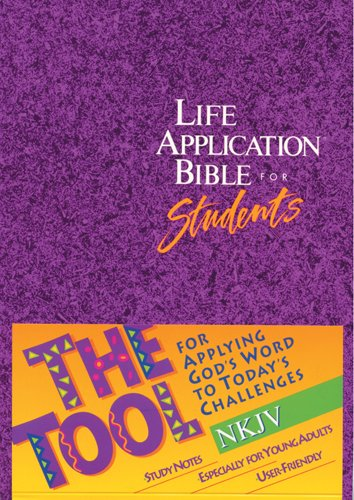 9780842328463: Student's Life Application Bible: The Ultimate Teen Study Bible : New King James Version