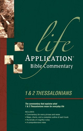 9780842328623: 1 & 2 Thessalonians (Life Application Bible Commentary)