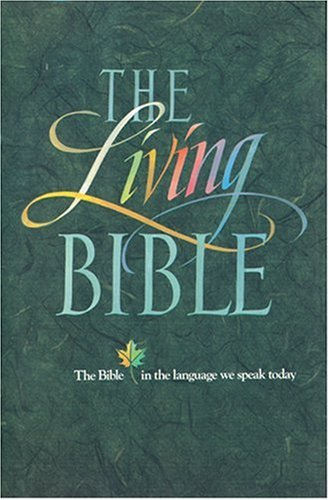 9780842328647: The Living Bible