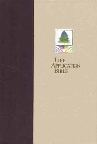 9780842328753: Life Application Bible: New International Version