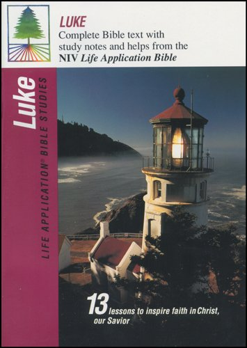 9780842328777: Luke (Life Application Bible Studies (NIV))