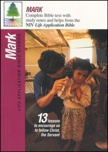 9780842328784: Mark (Life Application Bible Studies (Parallels))
