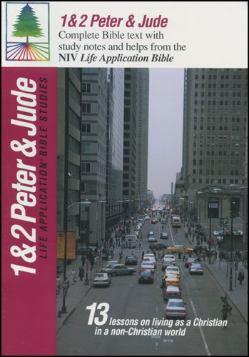 9780842328807: 1 & 2 Peter and Jude (Life Application Bible Studies (NIV))