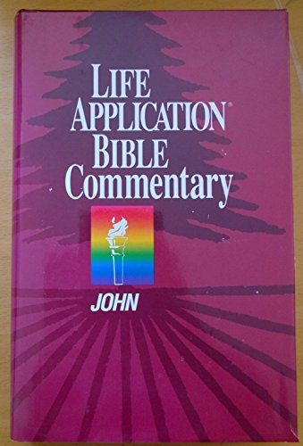 9780842328920: John (Life Application Bible Commentary)