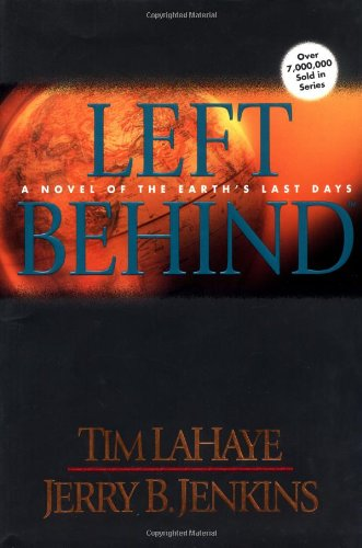 9780842329118: Left Behind: A Novel of the Earth's Last Days (Left Behind, Book 1)