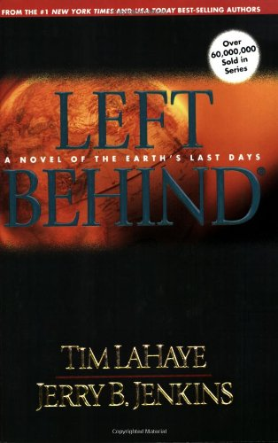 9780842329125: Left Behind: A Novel of the Earth's Last Days (Left Behind No. 1)
