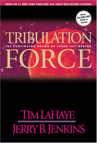 9780842329132: Tribulation Force: The Continuing Drama of Those Left Behind (Left Behind, Book 2)