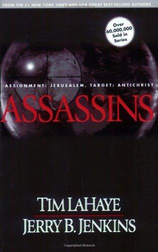 9780842329279: Assassins: Assignment Jerusalem, Target AntiChrist (The Left Behind Series)