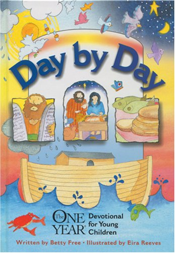 9780842331524: Day by Day: The One Year (R) Devotional for Young Children