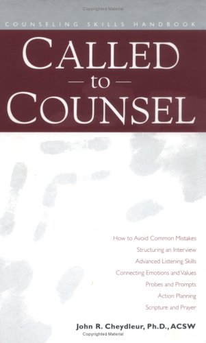 9780842332439: Called to Counsel