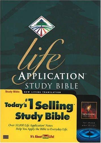 LIFE APPLICATION STUDY BIBLE: NEW LIVING TRANSLATION: LIFE APPLICATION STUDY
