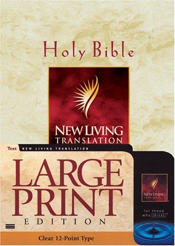 9780842332699: The Holy Bible: New Living Translation, Flexibind Burgundy