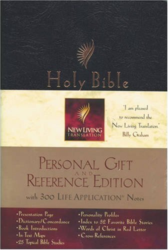 9780842332750: Personal Gift and Reference Edition: NLT1