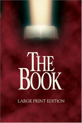 The Book NLT, Large Print
