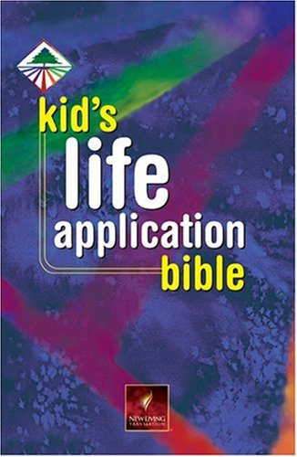 9780842332941: Kid's Life Application Bible NLT (sc)
