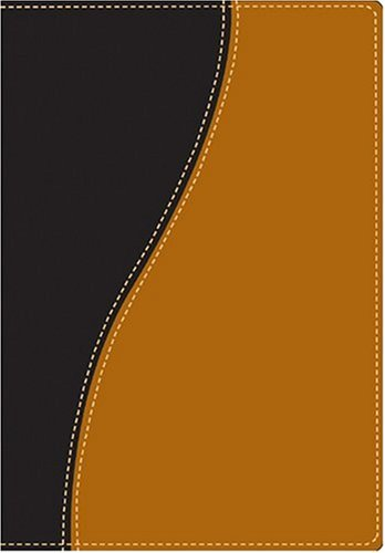 9780842333139: Compact Edition Bible: NLT1, TuTone (Tutone Bibles)