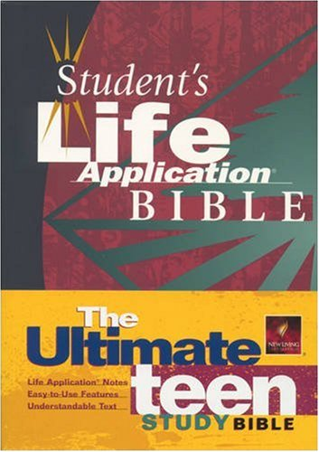 9780842333269: Student's Life Application Bible: NLT1