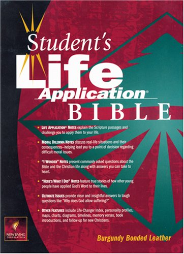 9780842333276: Student's Life Application Bible: NLT1