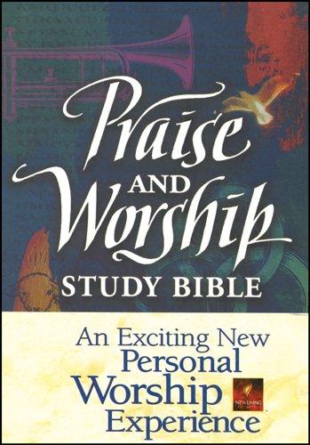 9780842333375: Praise and Worship Study Bible: New Living Translation