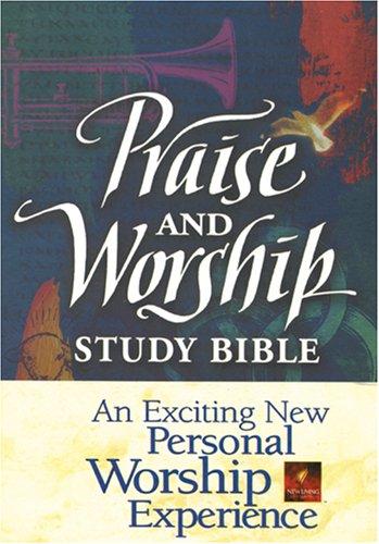 9780842333382: Praise and Worship Study Bible: NLT1