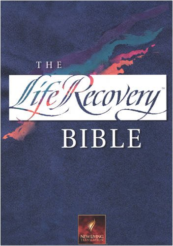 9780842333412: The Life Recovery Bible: New Living Translation
