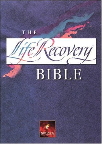 9780842333429: Life Recovery Bible: New Living Translation