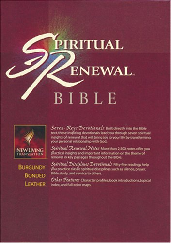 9780842333559: Spiritual Renewal Bible: NLT1