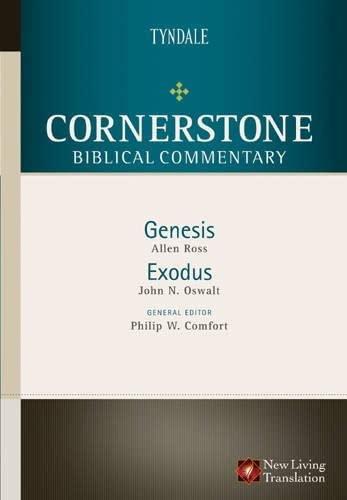 9780842334273: Genesis, Exodus (Cornerstone Biblical Commentary)