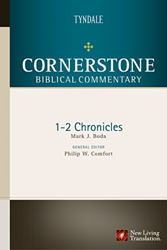 9780842334310: 1-2 Chronicles (Cornerstone Biblical Commentary)