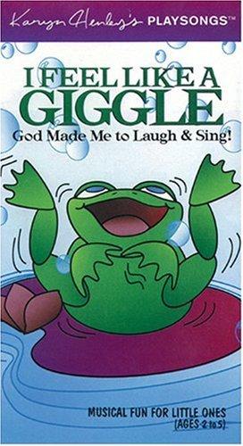 9780842334457: I Feel Like a Giggle (video) [VHS]