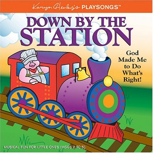9780842334600: Down by the Station (audio CD)
