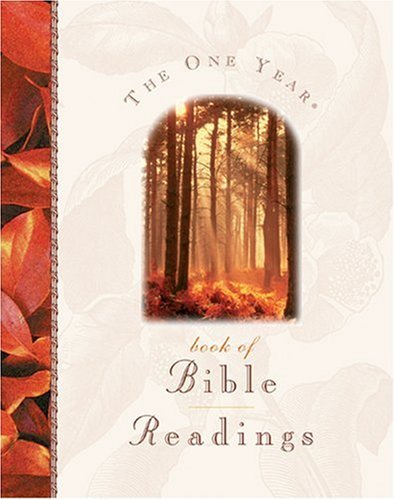 9780842334969: The One Year Book of Bible Readings (One Year Books)