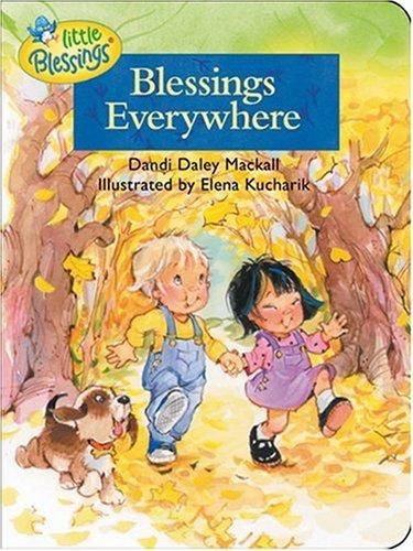 9780842335188: Blessings Everywhere (Little Blessings)