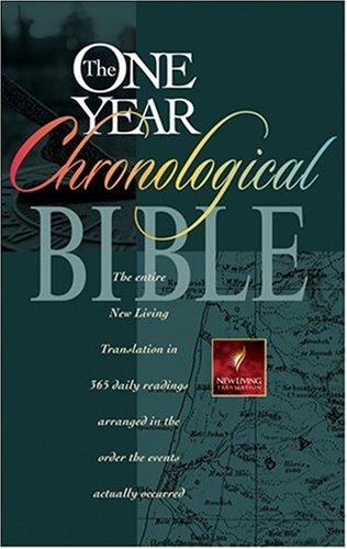 9780842335317: The One Year Chronological Bible, NLT