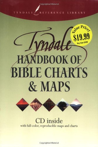 9780842335522: Tyndale Handbook of Bible Charts and Maps (Tyndale Reference Library)