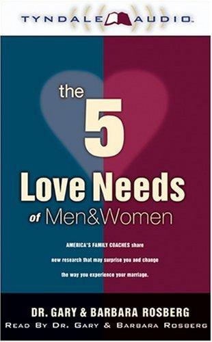 9780842335874: The 5 Love Needs of Men and Women