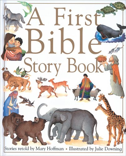 9780842336550: A First Bible Story Book