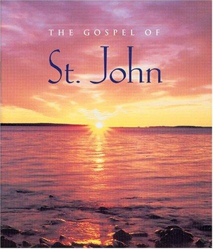 The Gospel of St. John: Editor