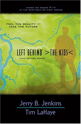 9780842337854: Left Behind: The Kids (Live-Action Audio, Collection 1, Vols. 1-4)