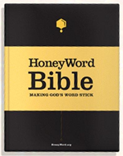 9780842338349: HoneyWord Bible: NLT (Tyndale Kids)